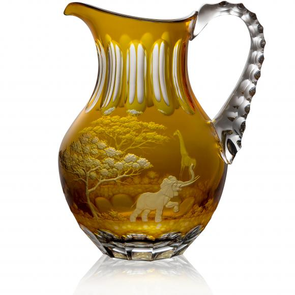 Safari Amber Water Pitcher 1,5 Liter