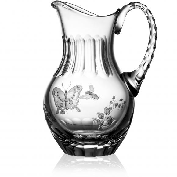 Springtime Clear Water Pitcher 1,2 Liter