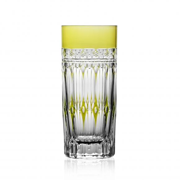Barcelona Yellow-Green Highball