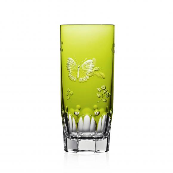Springtime Yellow-Green Highball