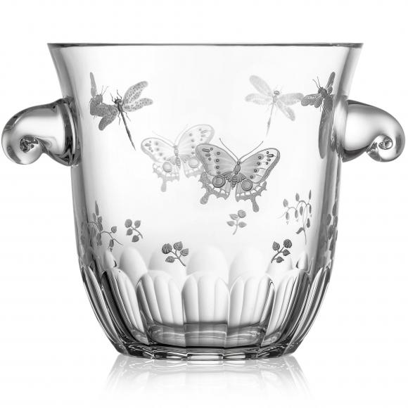 Springtime Clear Champagne Bucket