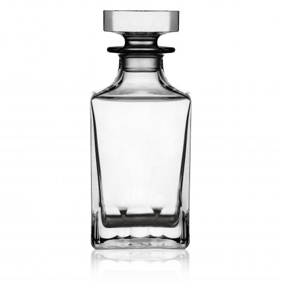 Simplicity Clear Whiskey Decanter 0,75 Liter
