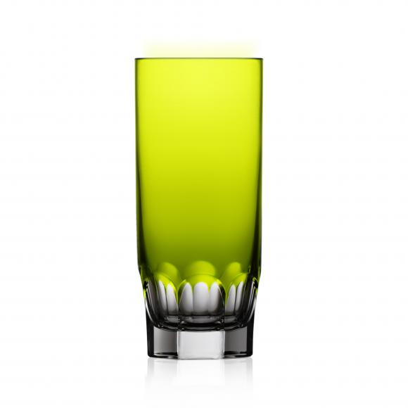Simplicity Yellow-Green Highball