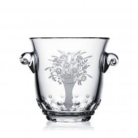 Florence Clear Ice Bucket