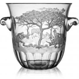 Safari Clear Champagne Bucket Grande