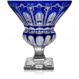 Athens Cobalt Footed Bowl