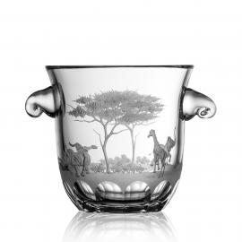 Safari Clear Ice Bucket