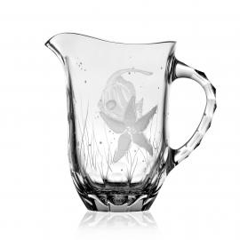 Pacifica Clear Water Pitcher 1.0 Liter