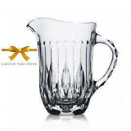 Renaissance water pitcher 1.0-liter