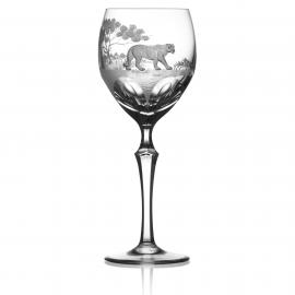 Safari Clear Wine Tiger
