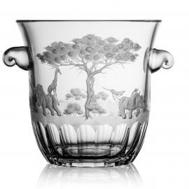 Safari Clear Champagne Bucket