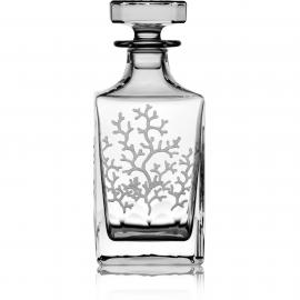 Coral Clear Whiskey Decanter 0,75 L