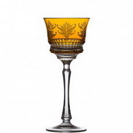 Veronese Amber Wine Hock Royal Crown Derby©