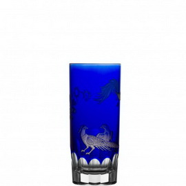 Gold Aves Cobalt Highball Royal Crown Derby©