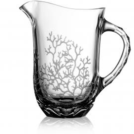 Coral Clear Water Pitcher 1,0 L