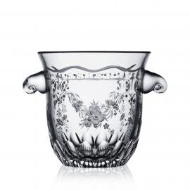 Royal Antoinette Clear Ice Bucket