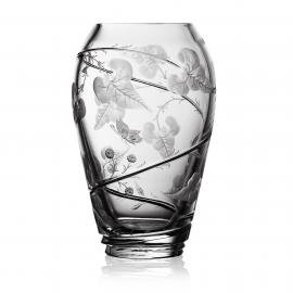 Rain Forest Clear Vase 8