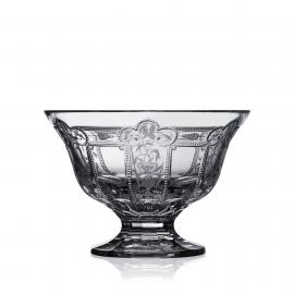 Imperial Clear Footed Bowl 8
