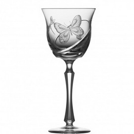 Metamorphoses Clear Water Goblet Raynaud Limoges©