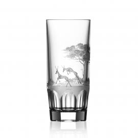Safari Clear Highball Gazelle