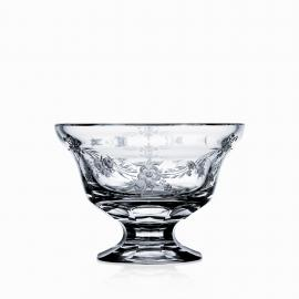 Versailles Clear Footed Bowl 6