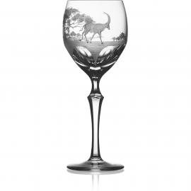 Safari Clear Wine Antelope