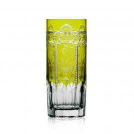 Imperial Yellow-Green Highball