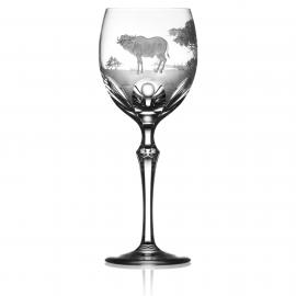 Safari Clear Wine Buffalo