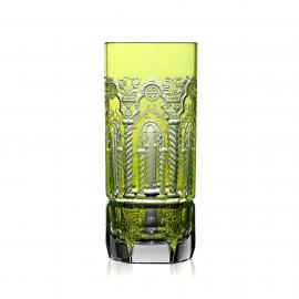Athens Yellow-Green Highball