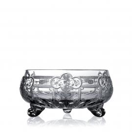 Imperial Clear Footed Bowl 6''