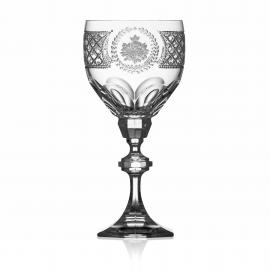 Chambord Clear Water Goblet Raynaud Limoges©