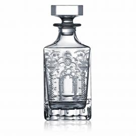 Athens Clear Whiskey Decanter 0.75 Liter
