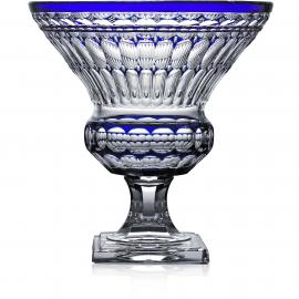 Barcelona Cobalt Footed Bowl