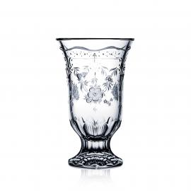 Versailles Clear Footed Vase 8