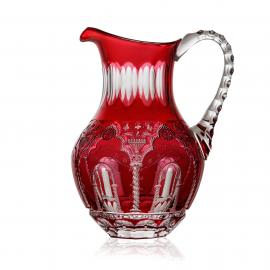 Athens Raspberry Water Pitcher 1.0 Liter