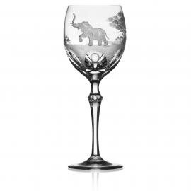 Safari Clear Wine Elephant