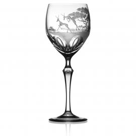 Safari Clear Wine Gazelle