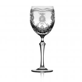 Royal Scroll Clear White Wine Royal Crown Derby©