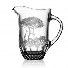 Safari Clear Water Pitcher 1.0 Liter